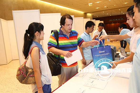 清华大学首届IEEE信号与信息处理中国峰会签到台