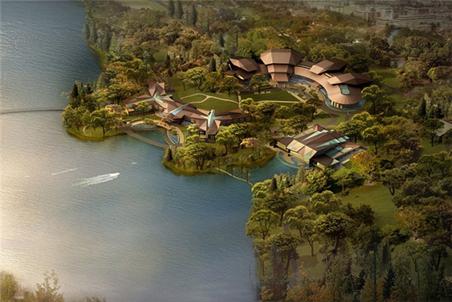 武汉东湖宾馆国际会议中心