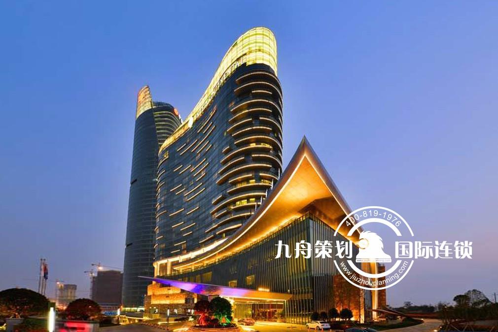 长沙北辰洲际酒店