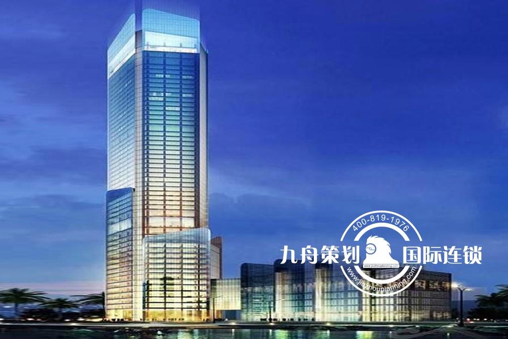 福州世茂洲际酒店