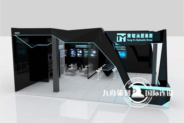 专业会展公司如何设计展厅