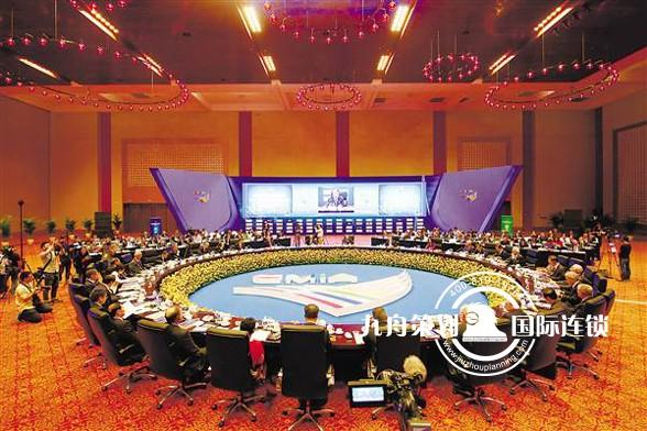 专业会议公司在千亿国际娱乐官方网站中不同形式的座位格局