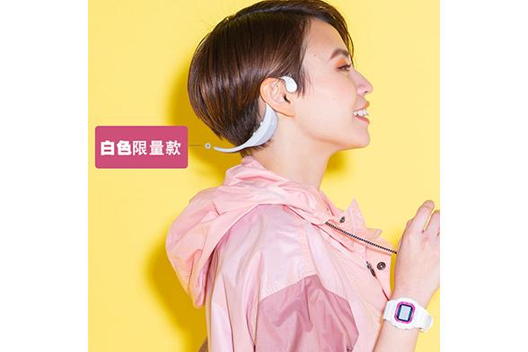 日本原装进口骨传导运动蓝牙耳机