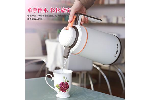 杯具熊大容量保温壶/咖啡壶