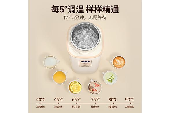 韩国大宇便携式旅行电热水杯