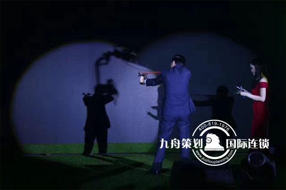 """""""新机遇 新动力 新未来""""周大福FY18供应商大会游戏"""