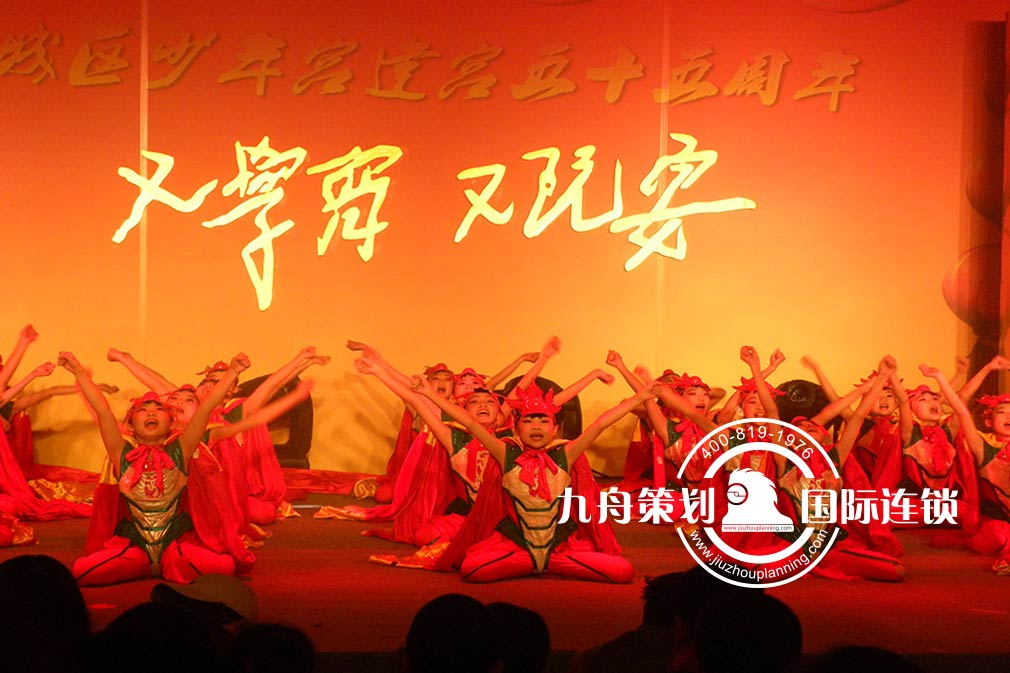 西城少年宫55周年庆