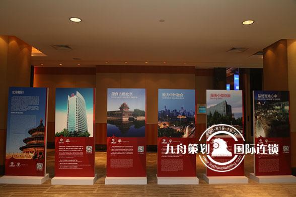 北京银行中国经济金融论坛展示