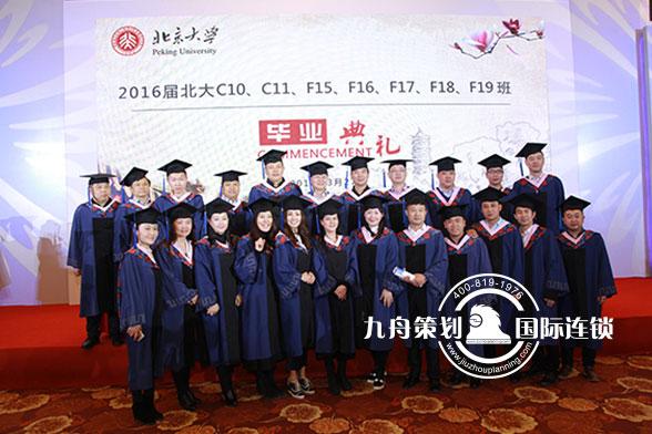 北京大学同学资源会欢迎晚宴